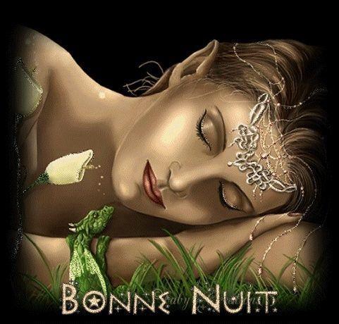 BONNE NUIT , A DEMAIN